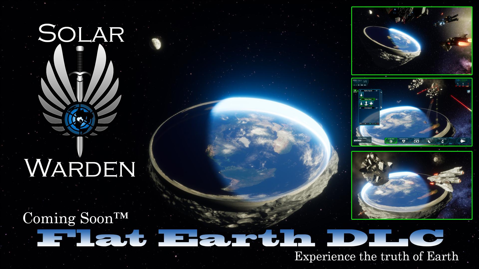 Flat Earth Dlc Solar Warden