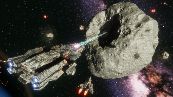 Hyperion's Fixed Gauss Cannon