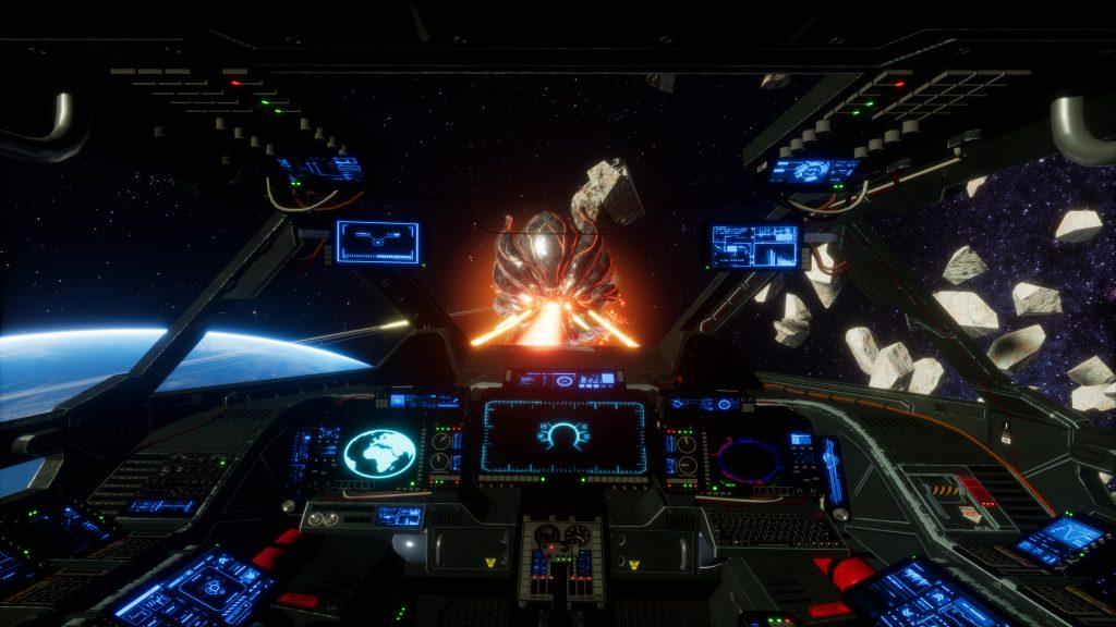 Icarus Cockpit 4k