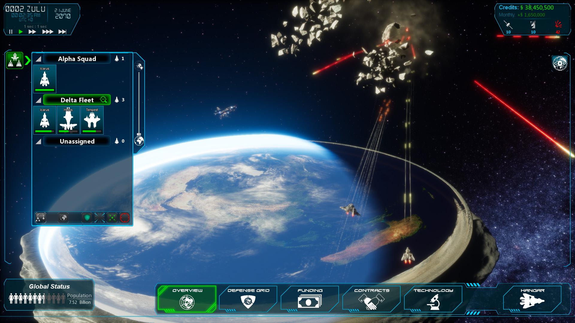 Flat Earth DLC – Solar Warden